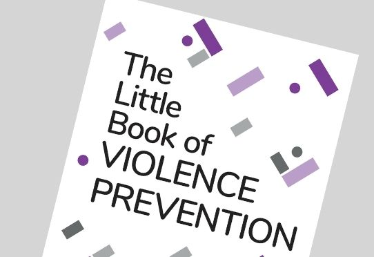 The Little Book of Violence Prevention - 542w
