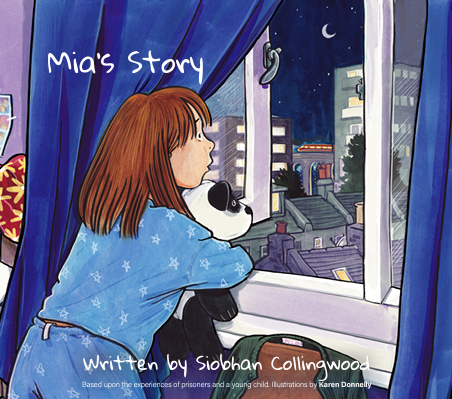 Mia's Story book cover